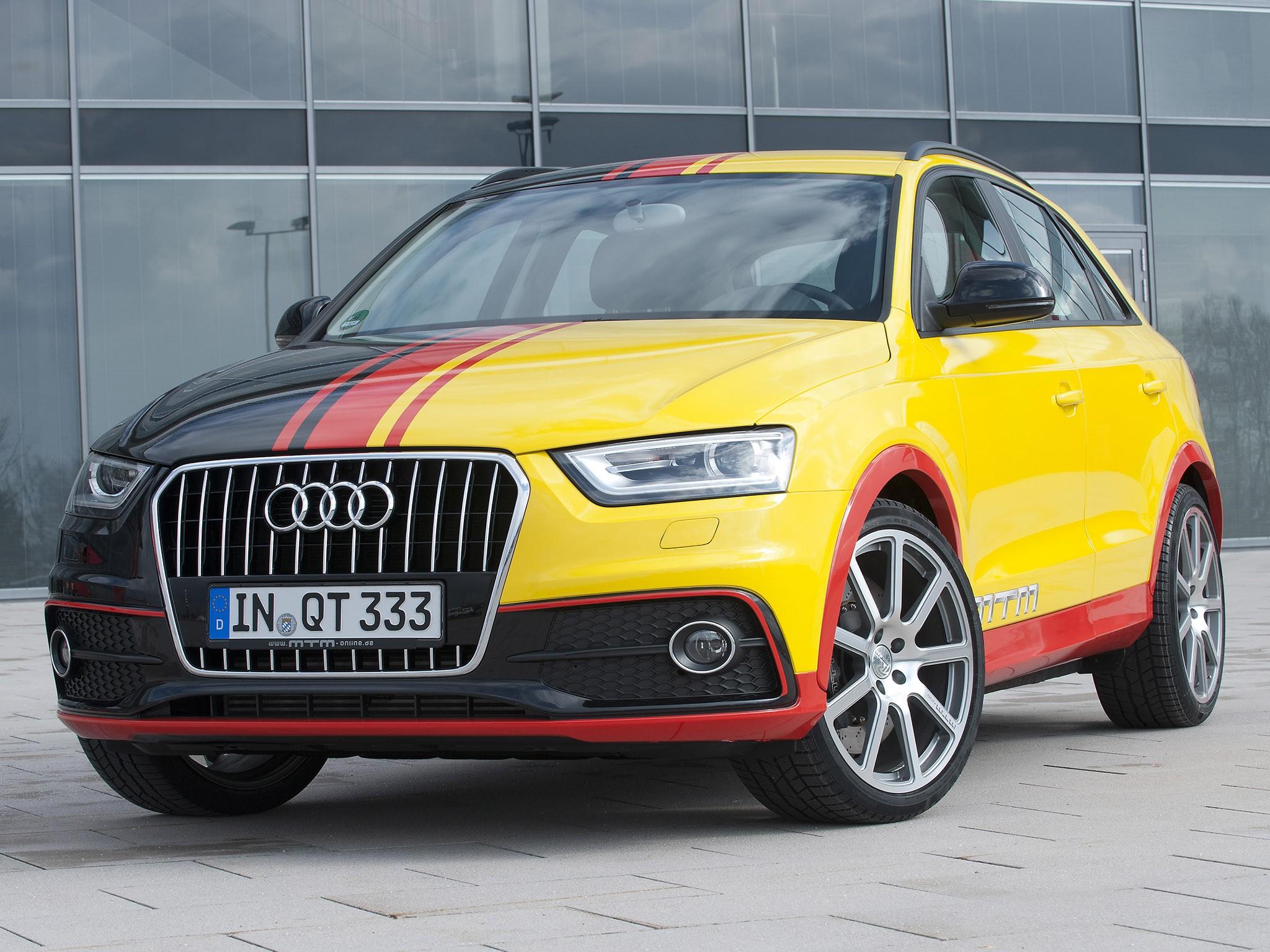 2012 MTM - Audi Q3