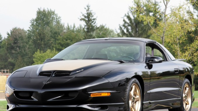 2012 Lingenfelter - Pontiac Firebird Trans-Am Ram-Air