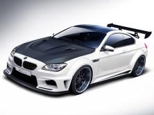 2012 Lumma Design - Bmw M6