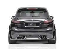 2012 Lumma Design - Porsche Cayenne Turbo