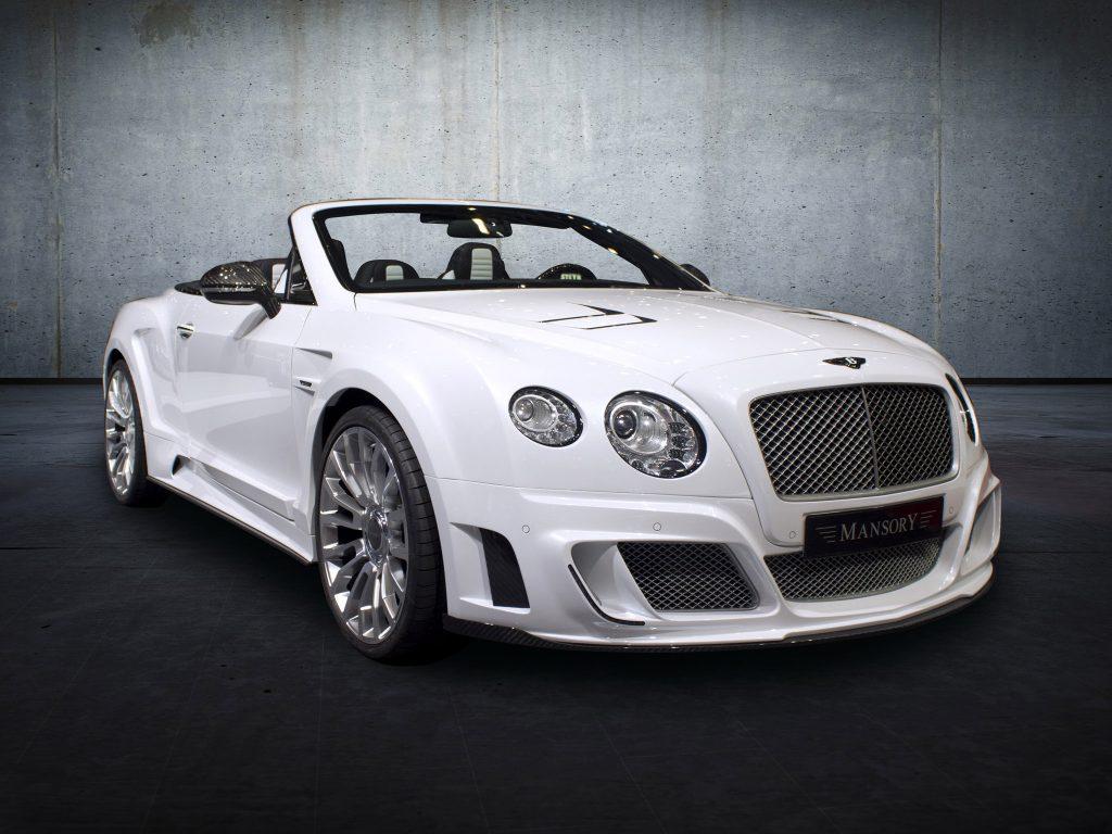 2012 Mansory Bentley Continental GTC