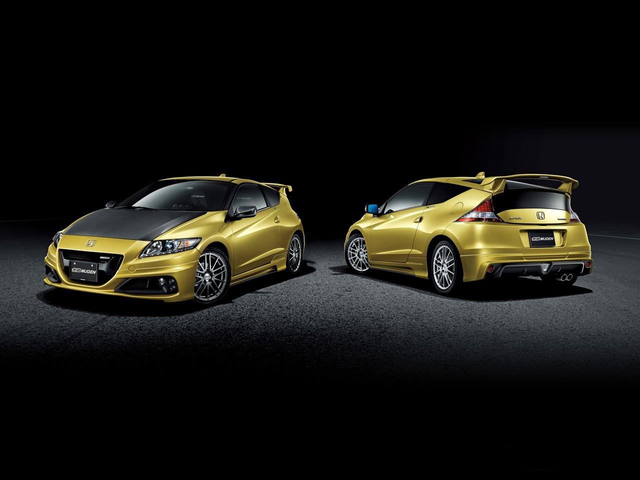 2012 Mugen Honda CR-Z