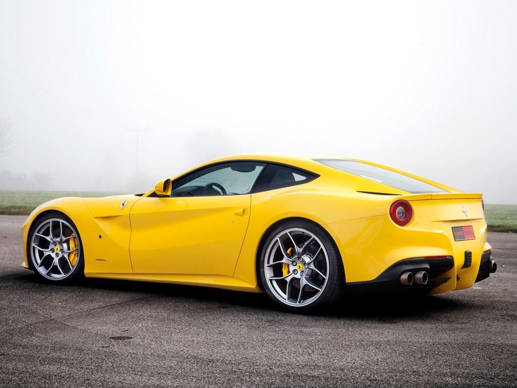2012 Novitec Ferrari F12 Berlinetta