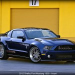 2012 Shelby Ford Mustang 1000