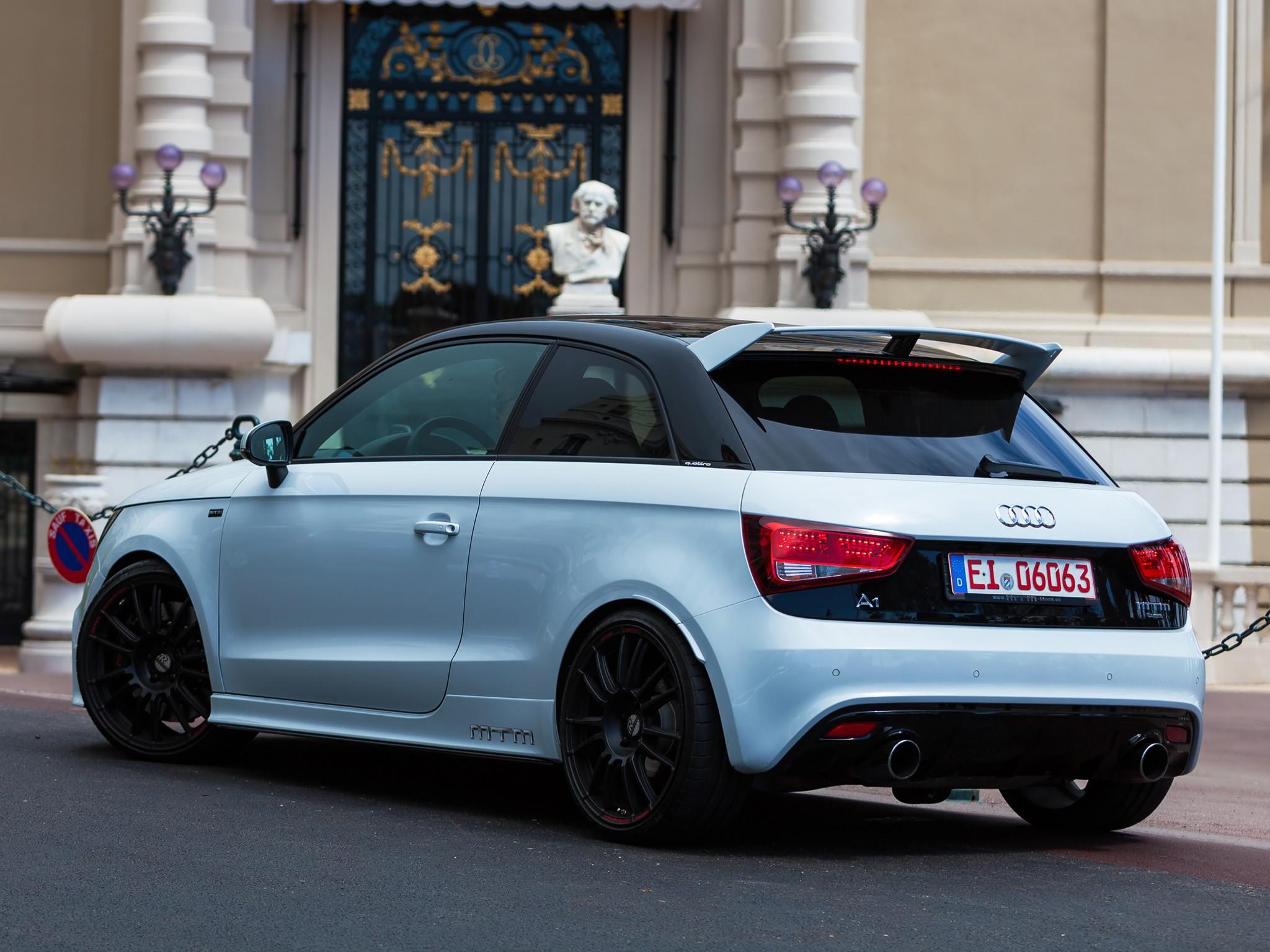 2013 MTM - Audi A1