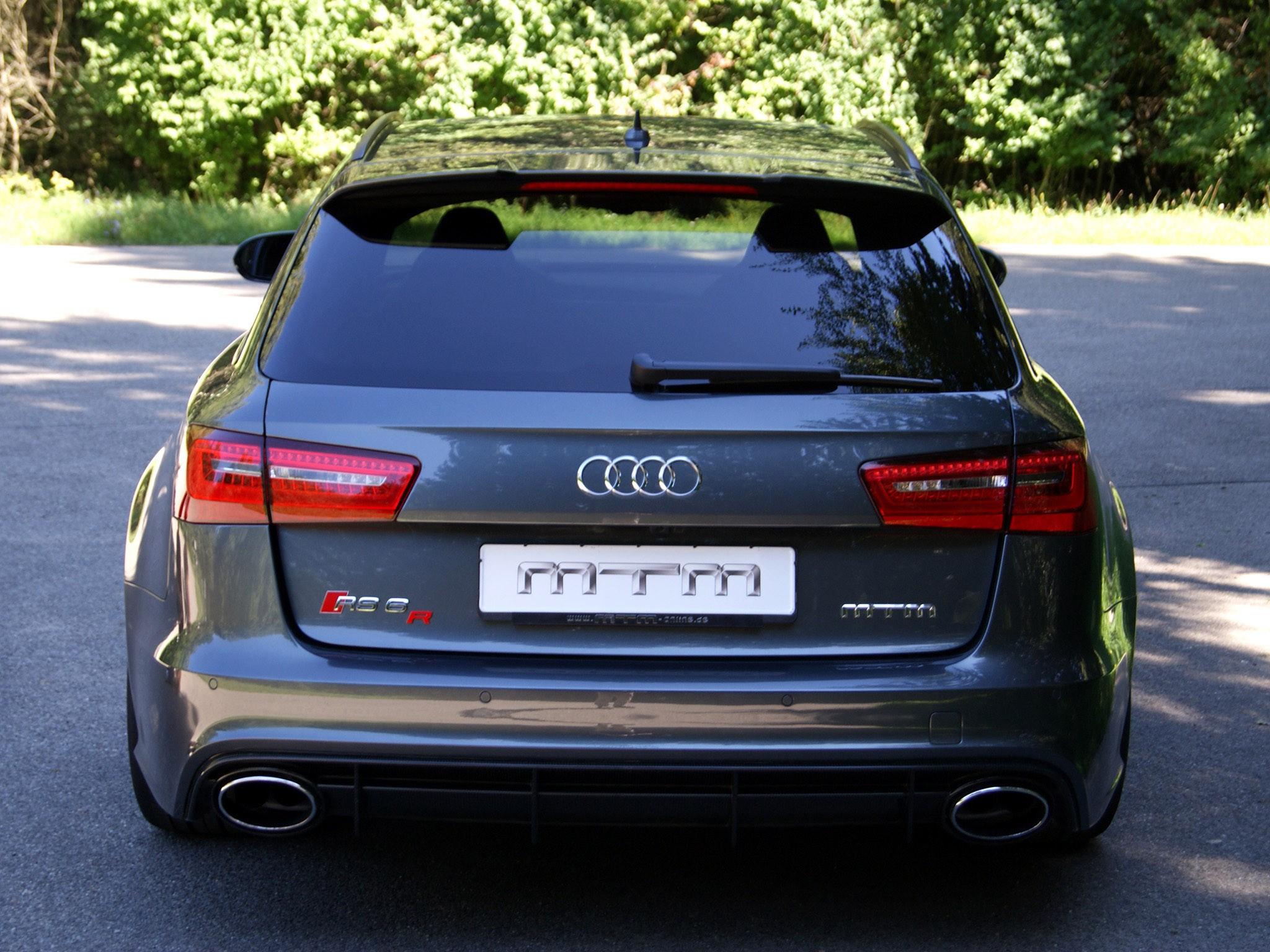 2013 MTM - Audi RS6 R 4.0 TFSI Quattro