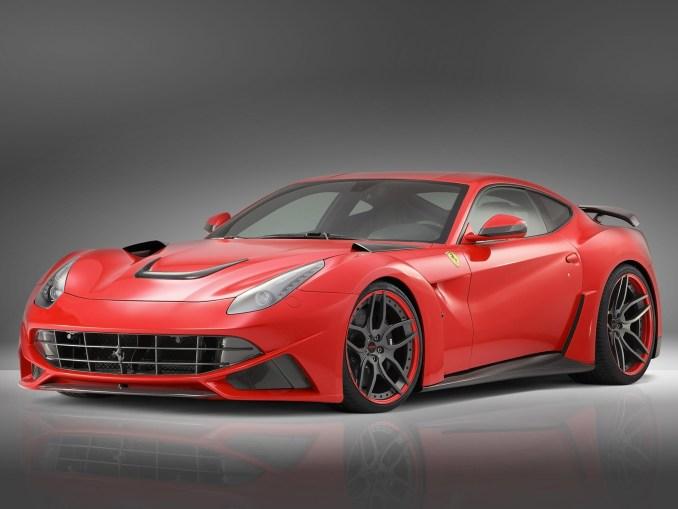 2013 Novitec Ferrari F12 N-Largo