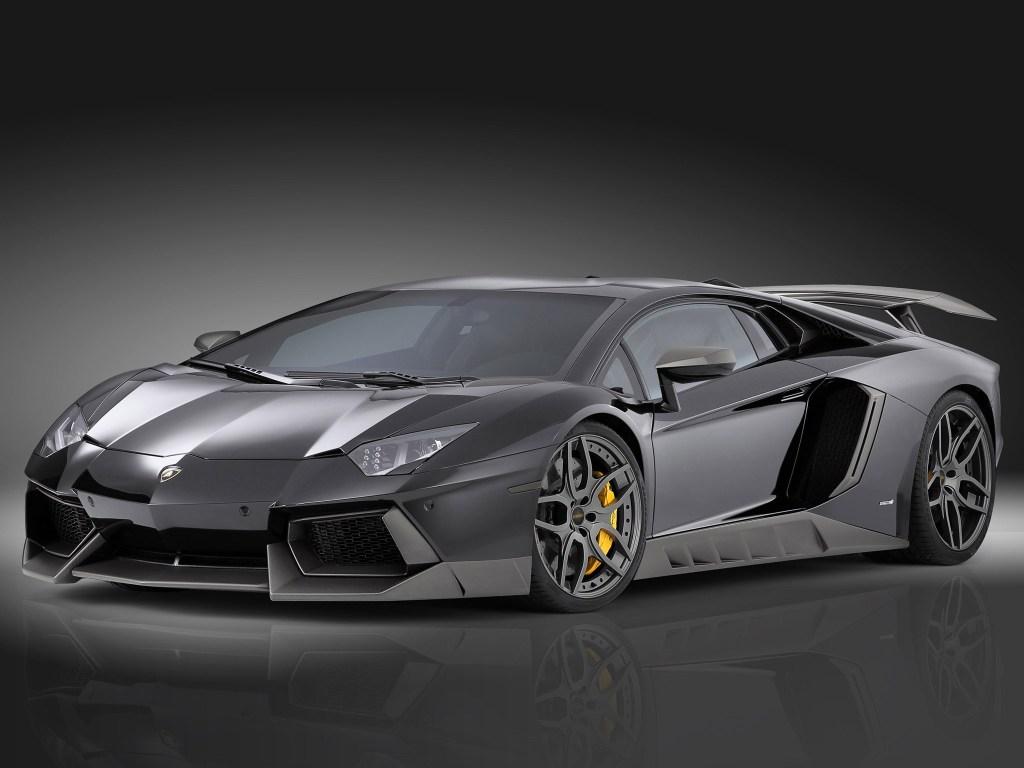 2013 Novitec Lamborghini Aventador lp700-4 Torado