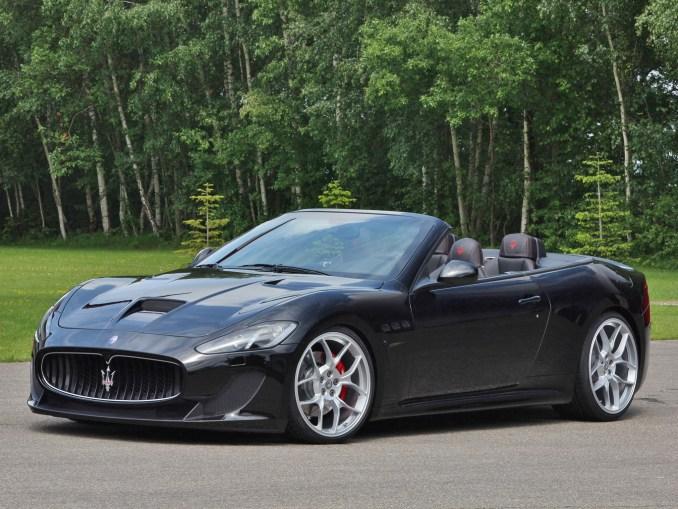 2013 Novitec Maserati Grancabrio MC