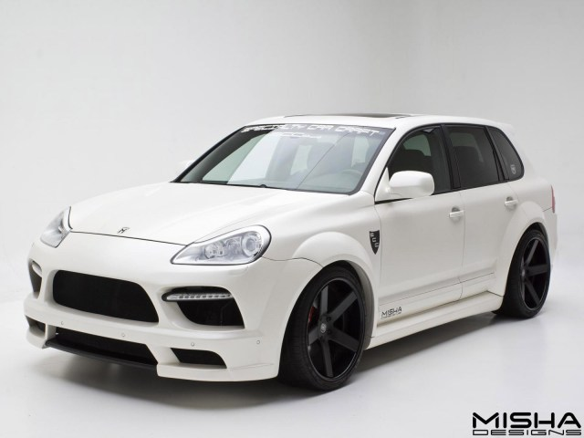 2013 Misha Designs - Porsche Cayenne Wide Body