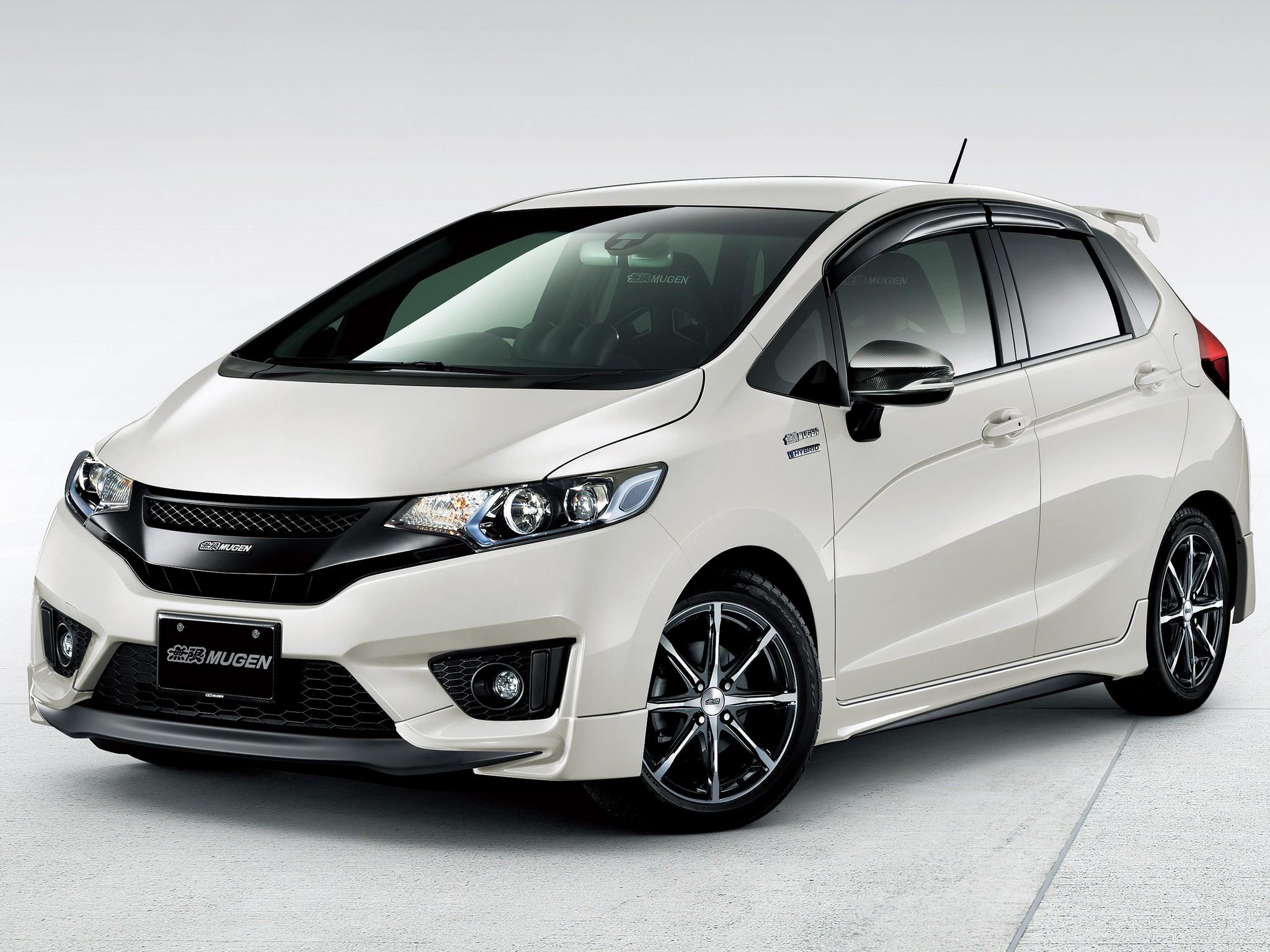 2013 Mugen Honda Fit Hybrid
