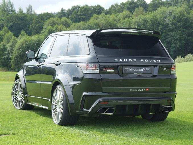 2014 Mansory Range Rover Sport