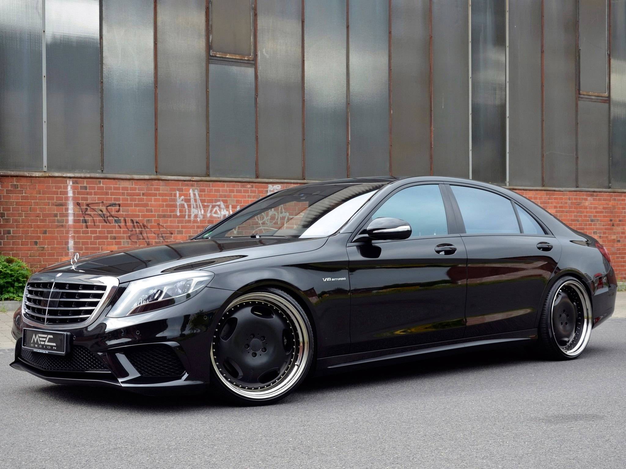 2014 Mec Design - AMG Mercedes Classe S S63