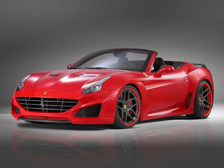 2015 Ferrari California T N-Largo by Novitec