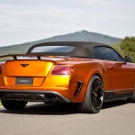 2015 Mansory - Bentley Continental GTC