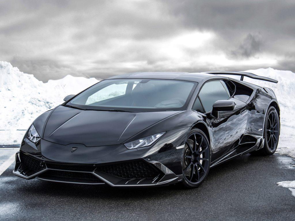 2015 Mansory - Lamborghini Huracan MH1