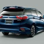 2015 Mugen Honda Shuttle Hydrid