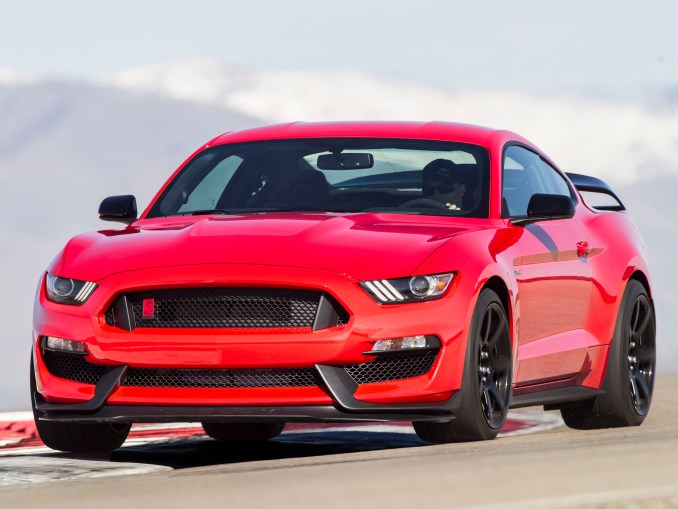2015 Shelby Mustang GT350 R