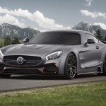 2016 Mansory AMG Mercedes GT