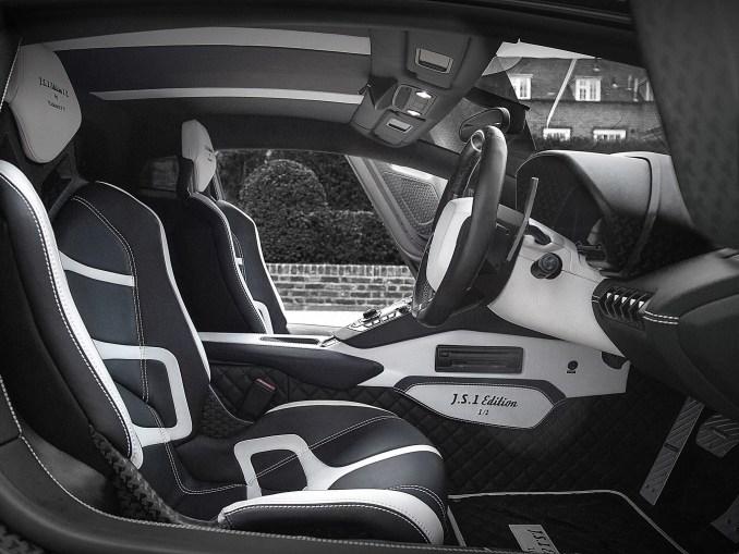 2016 Mansory Lamborghini Aventador J. S. 1 Edition