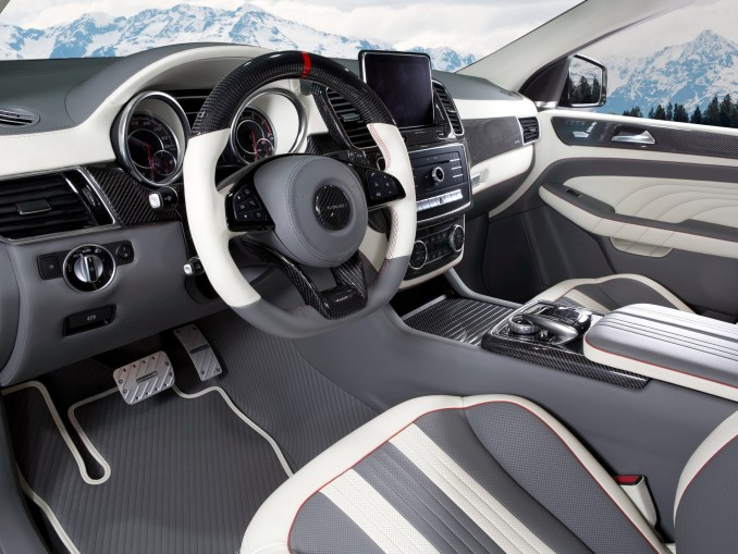 2016 Mansory Mercedes GLE Coupe C292