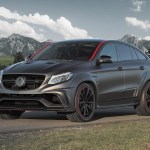2016 Mansory Mercedes GLE Coupe C292