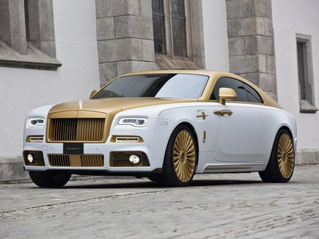 2016 Mansory Rolls Royce Wraith Palm Edition 999
