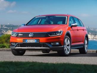 2016 Volkswagen Passat Alltrack Australia