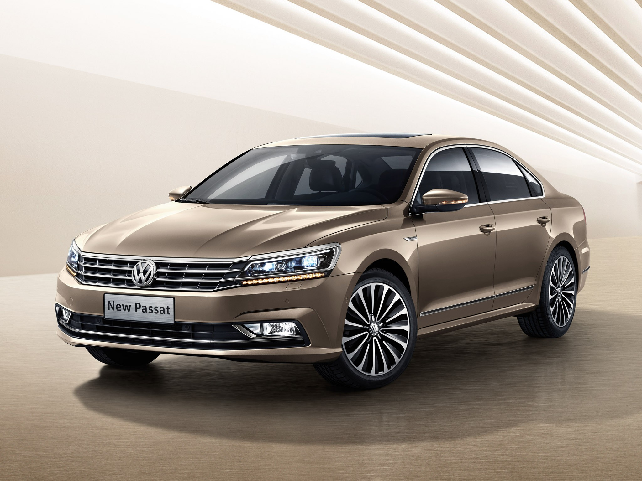 2016 Volkswagen Passat China