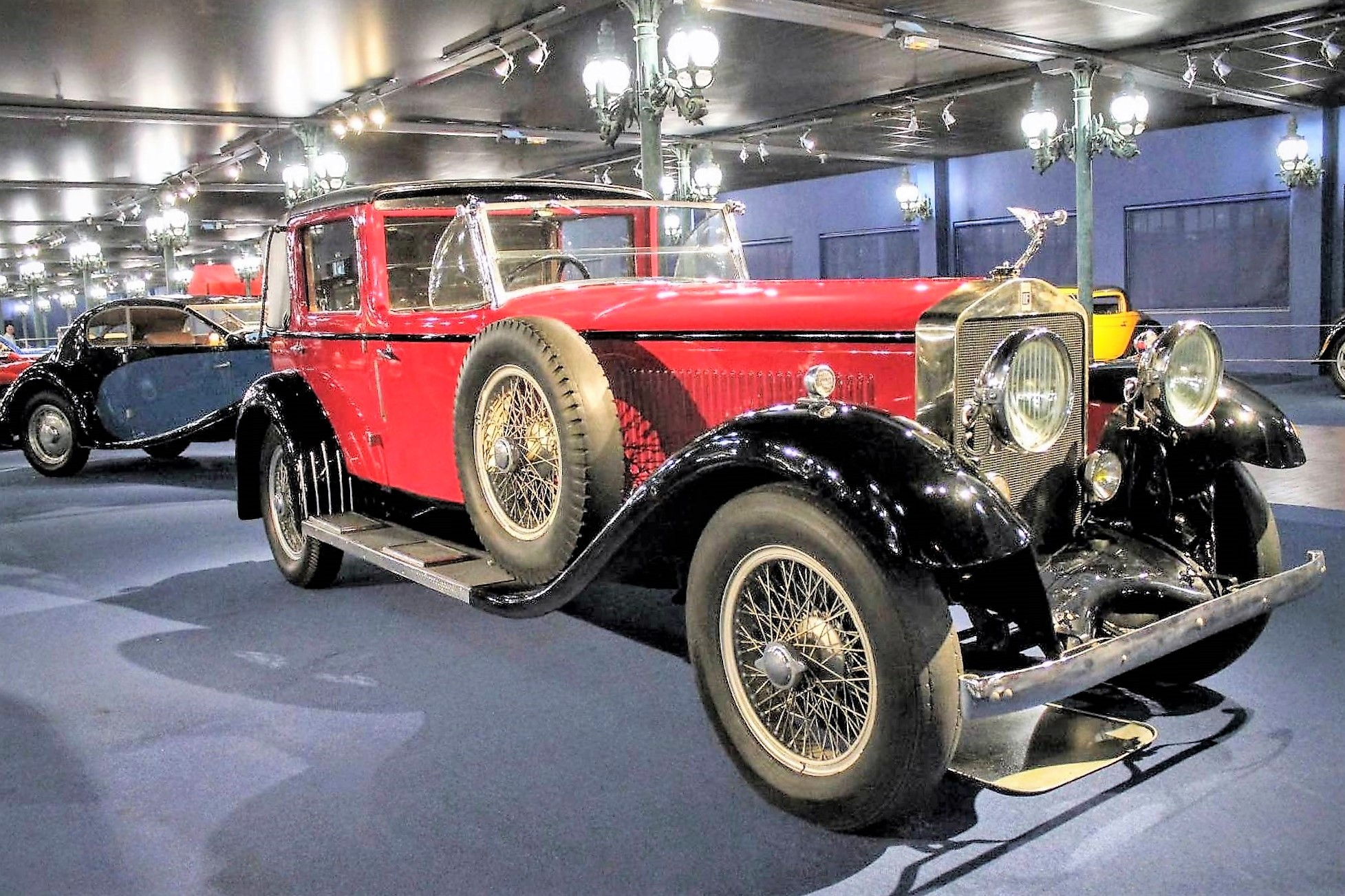 Musee Automobiles De Mulhouse