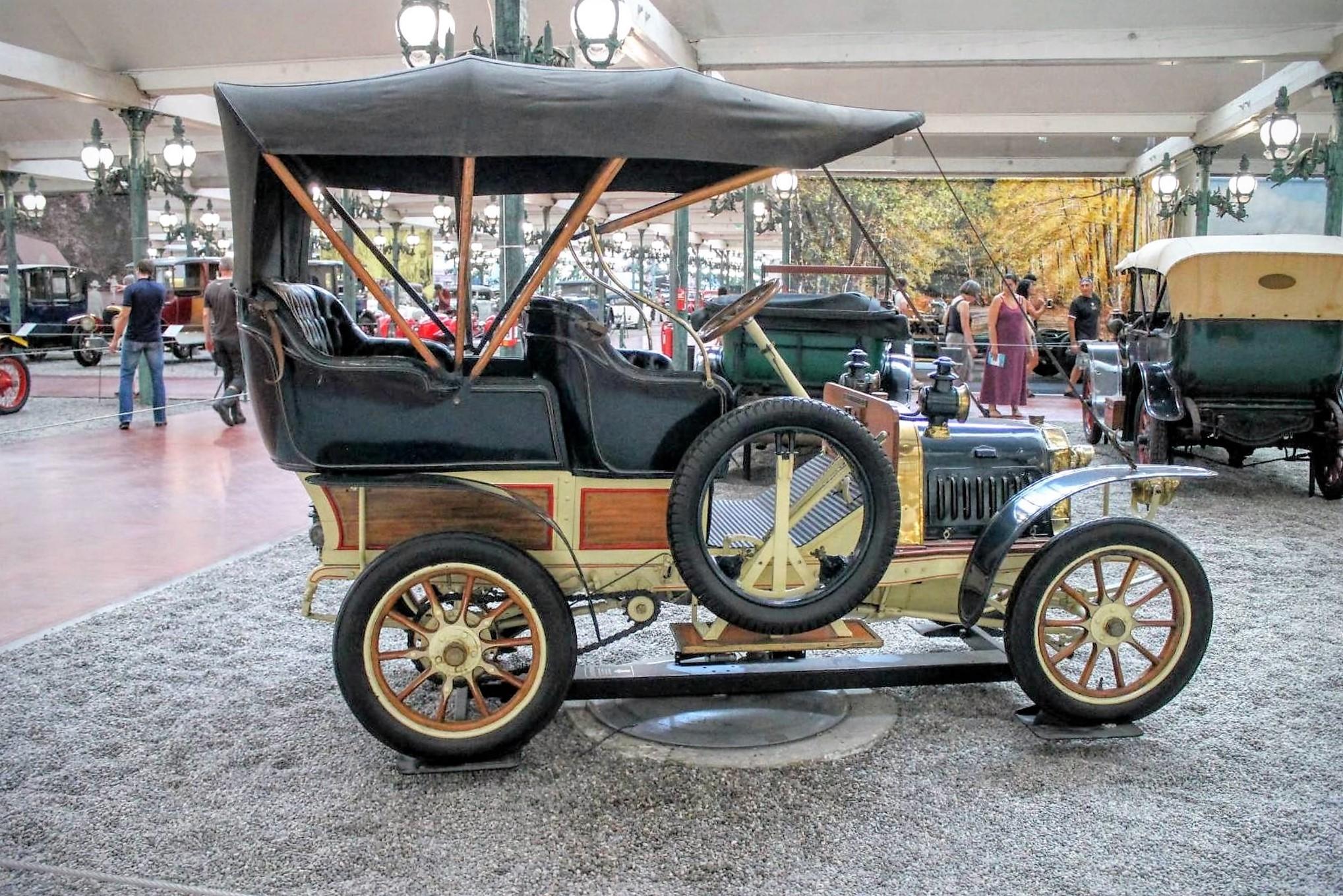Lion-Peugeot Type VC1 de 1907