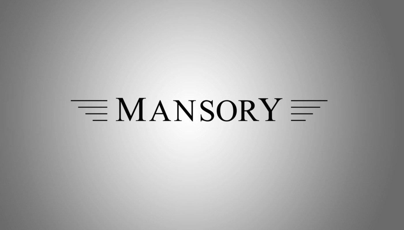 Logo Mansory