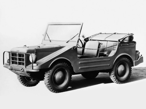 1956 DKW Munga F914