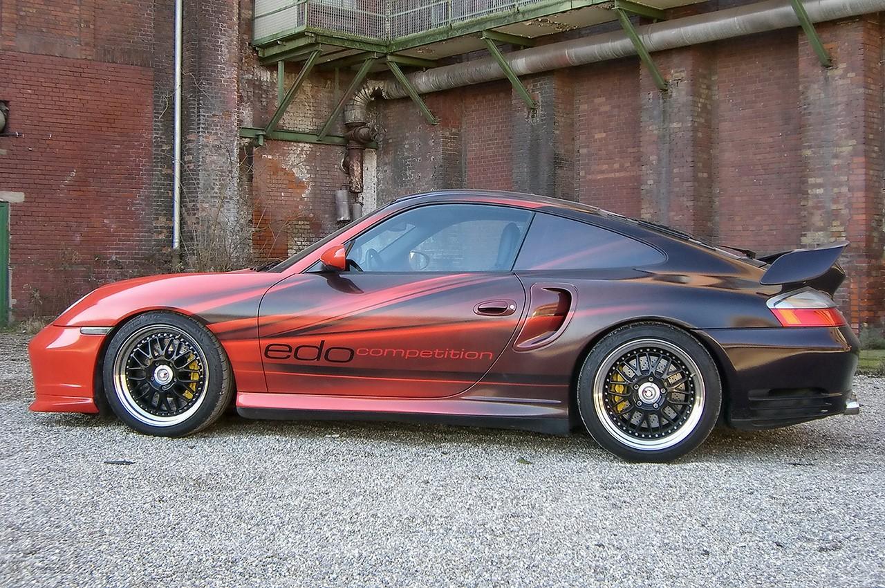 2007 Edo Competition Porsche 996 Turbo Driver