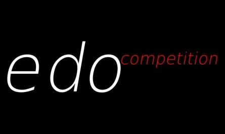 Logo Edo Competition