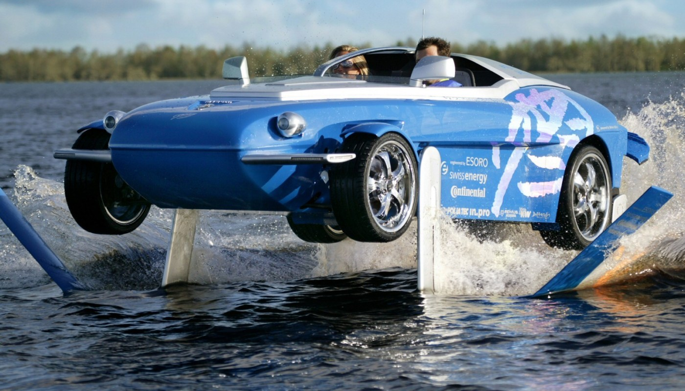 2004 Rinspeed Splash
