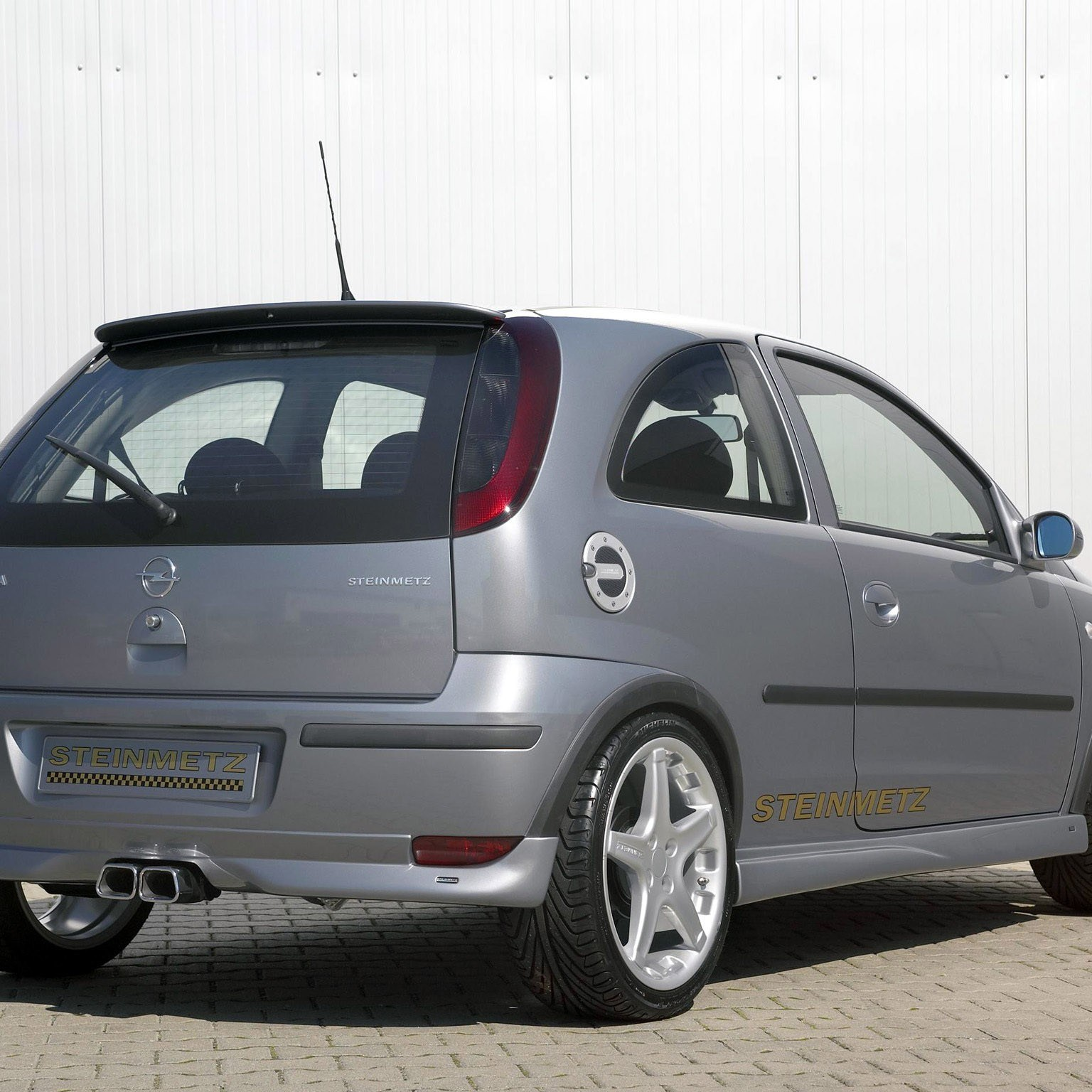 2004 Steinmetz Opel Corsa D 3 Portes