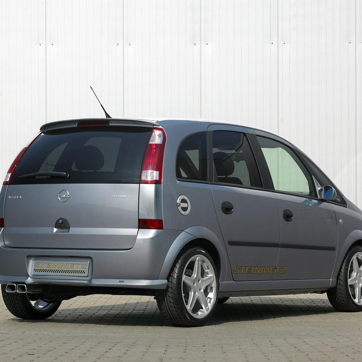 2004 Steinmetz Opel Meriva