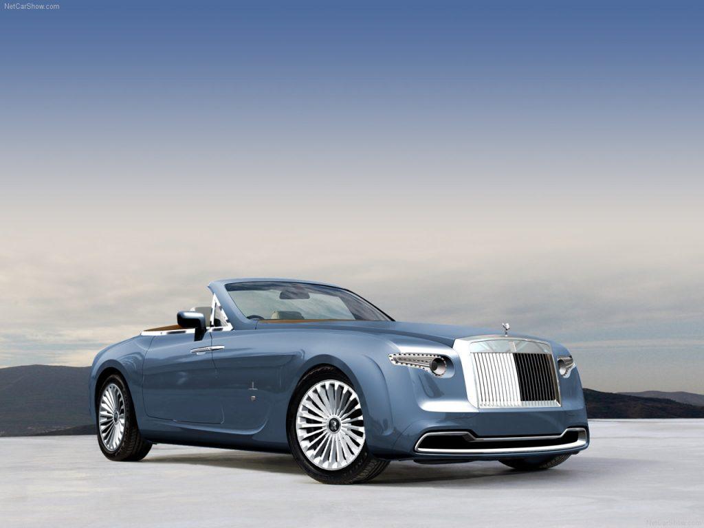 2008 Pininfarina Rolls Royce Hyperion