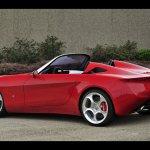 2010 Pininfarina Alfa Romeo 2uettottanta