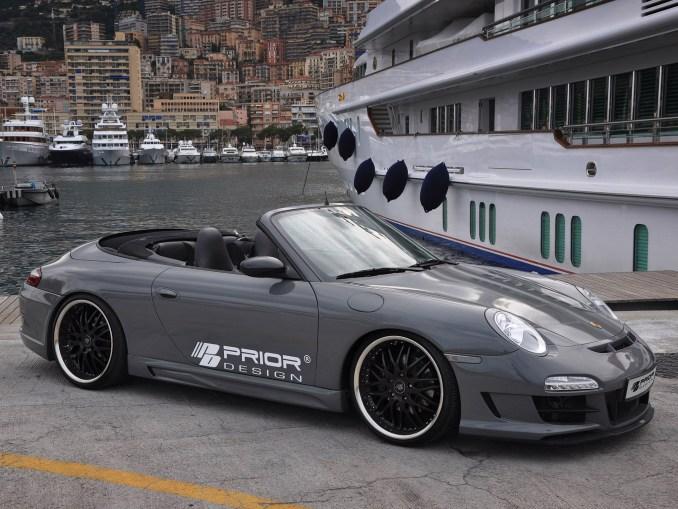 2010 Prior Design - Porsche 911 996 PD3 Cabriolet