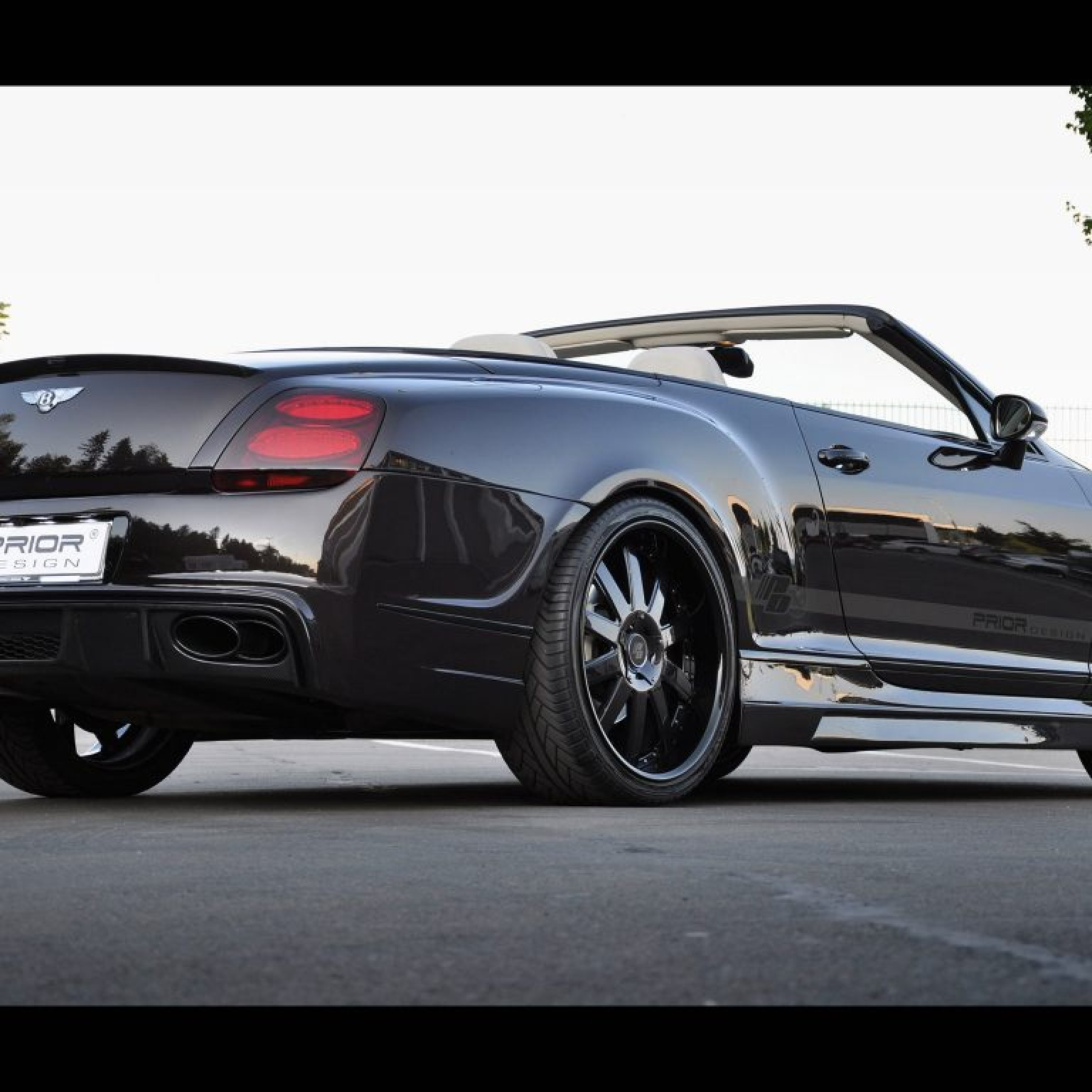 2011 Prior Design - Bentley Continental GTC Convertible