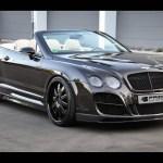 2011 Prior Design - Bentley Continental GTC Convertible