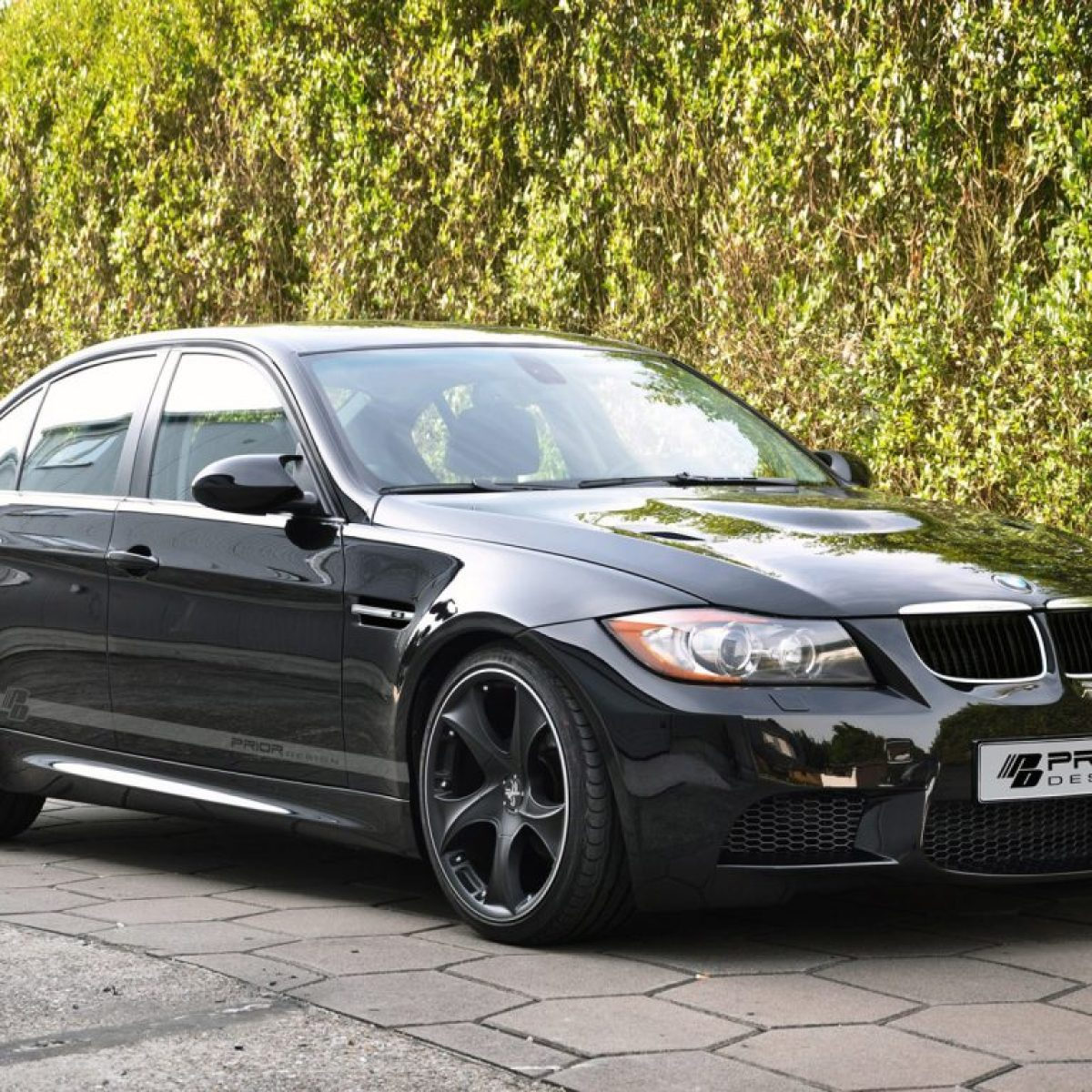 2011 Prior Design - Bmw M3 Sedan E90