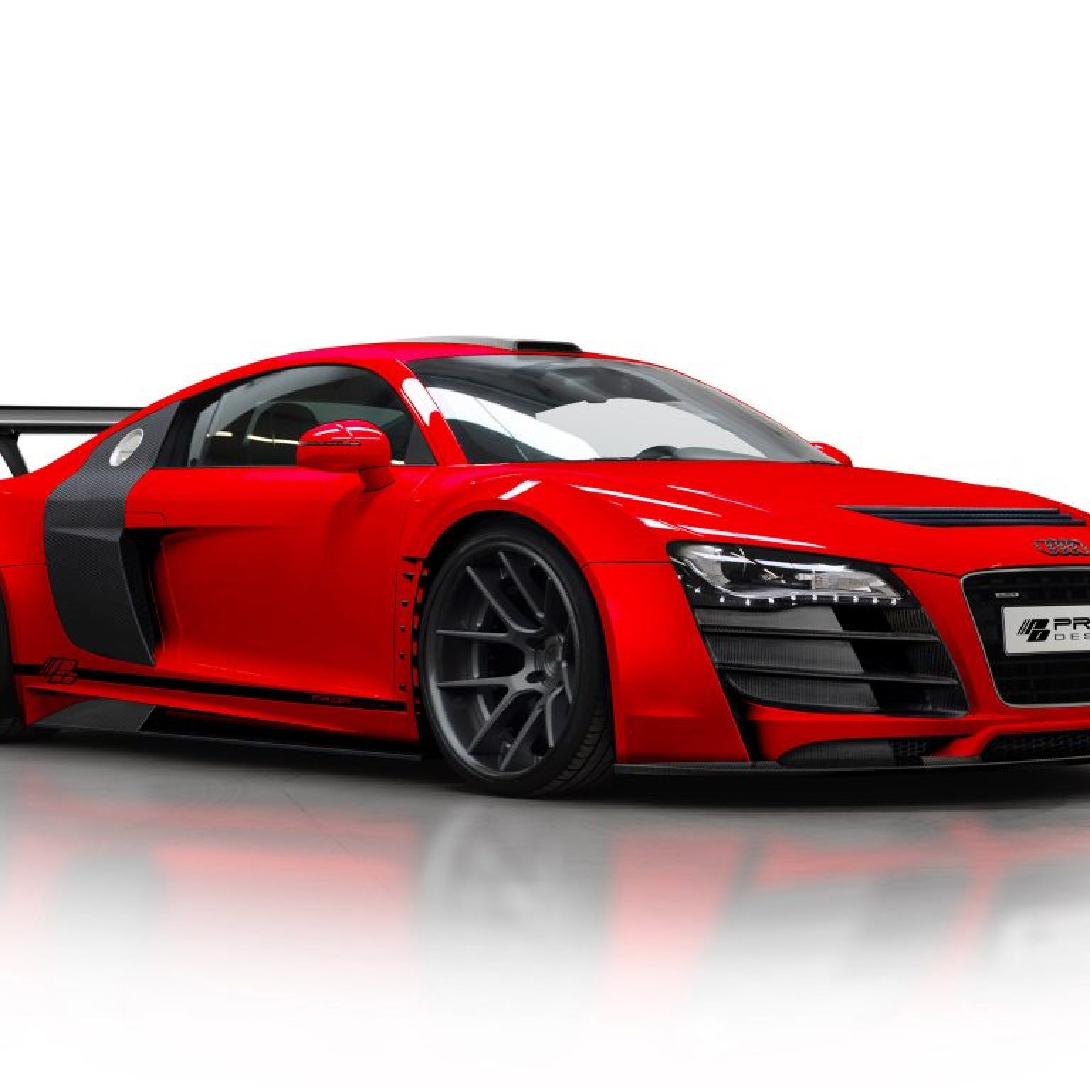 2012 Prior Design - Audi R8 PD850GT