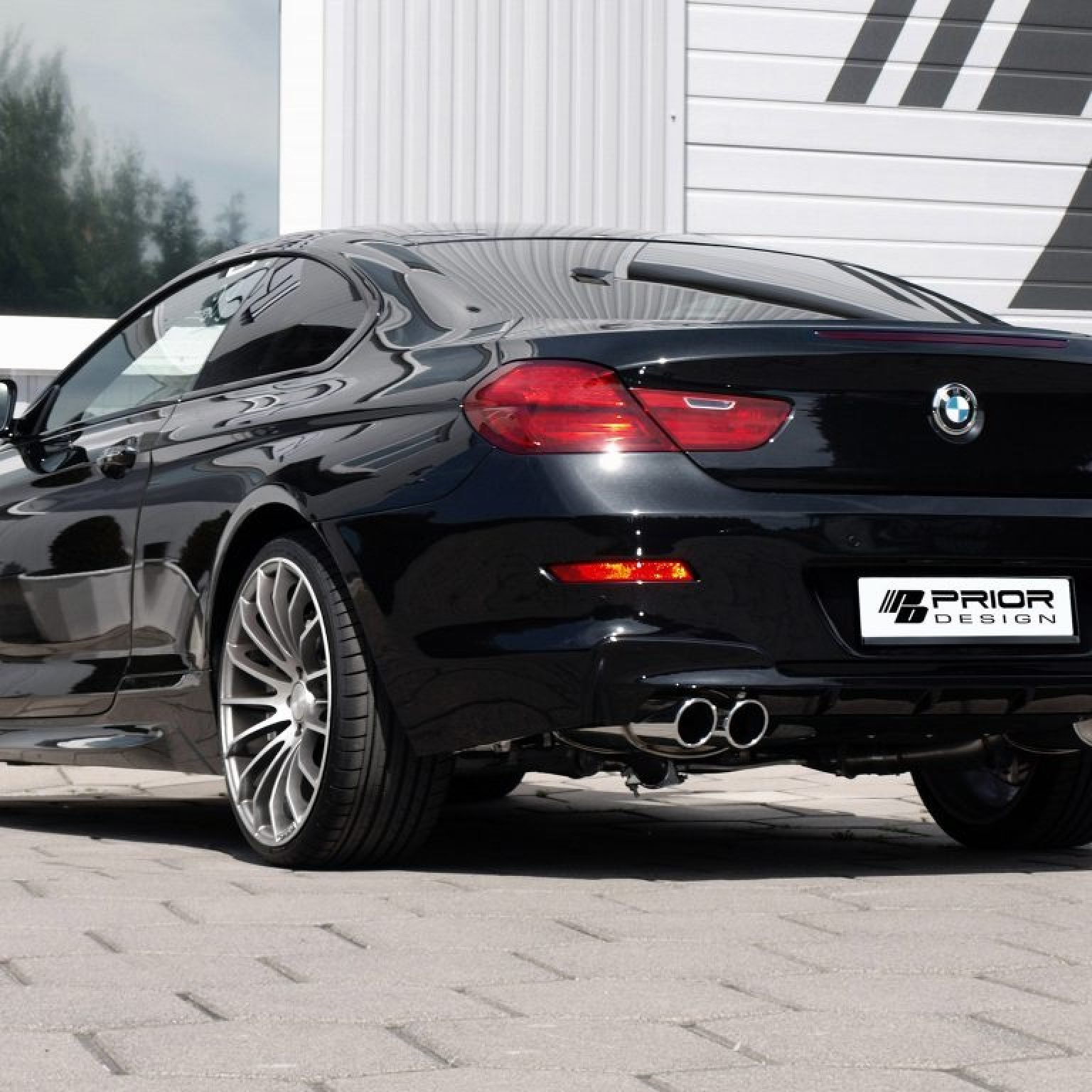 2012 Prior Design - Bmw Serie 6 PD6 F12