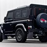 2012 Project Kahn Land Rover Defender Harris Tweed Edition