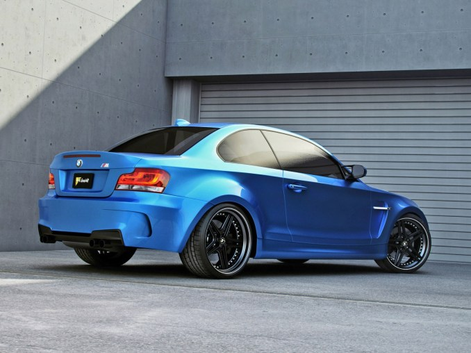 Bmw 1M Coupe (2012) - Schmidt Revolution