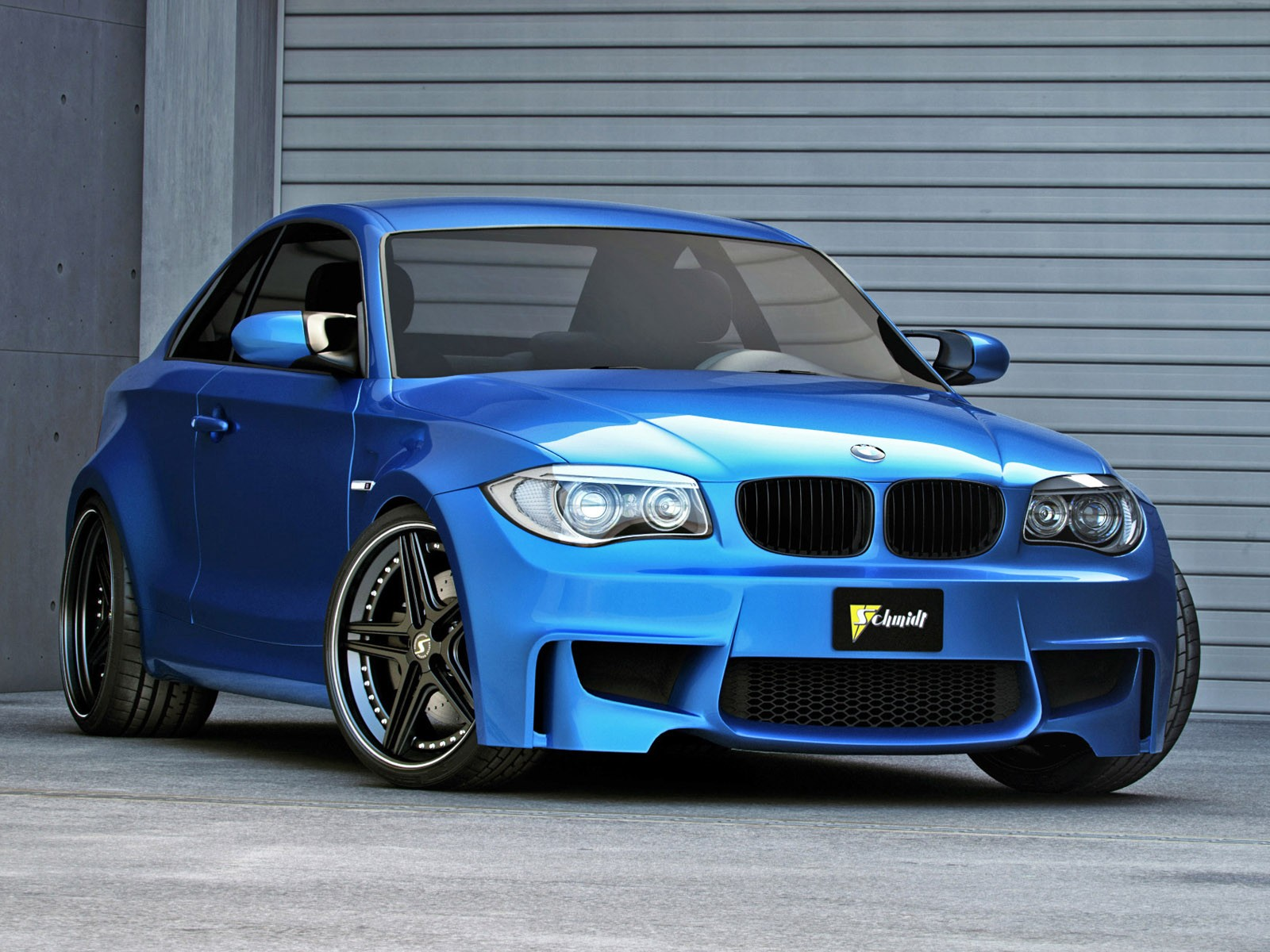 Bmw 1M Coupe (2012) - Schmidt Revolution