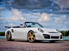 2012 Vorsteiner - Porsche 911 V-RT Twin Turbo Cabriolet